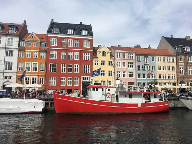 A Short Break in Copenhagen