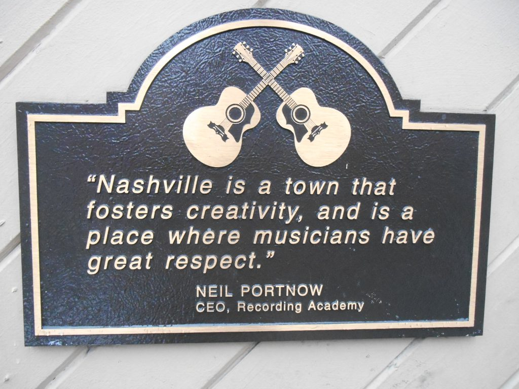 The Country Music Museum, Nashville