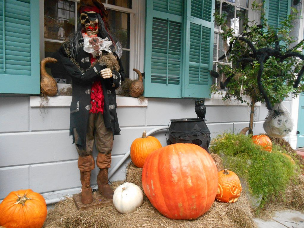 Halloween in the French Quarter