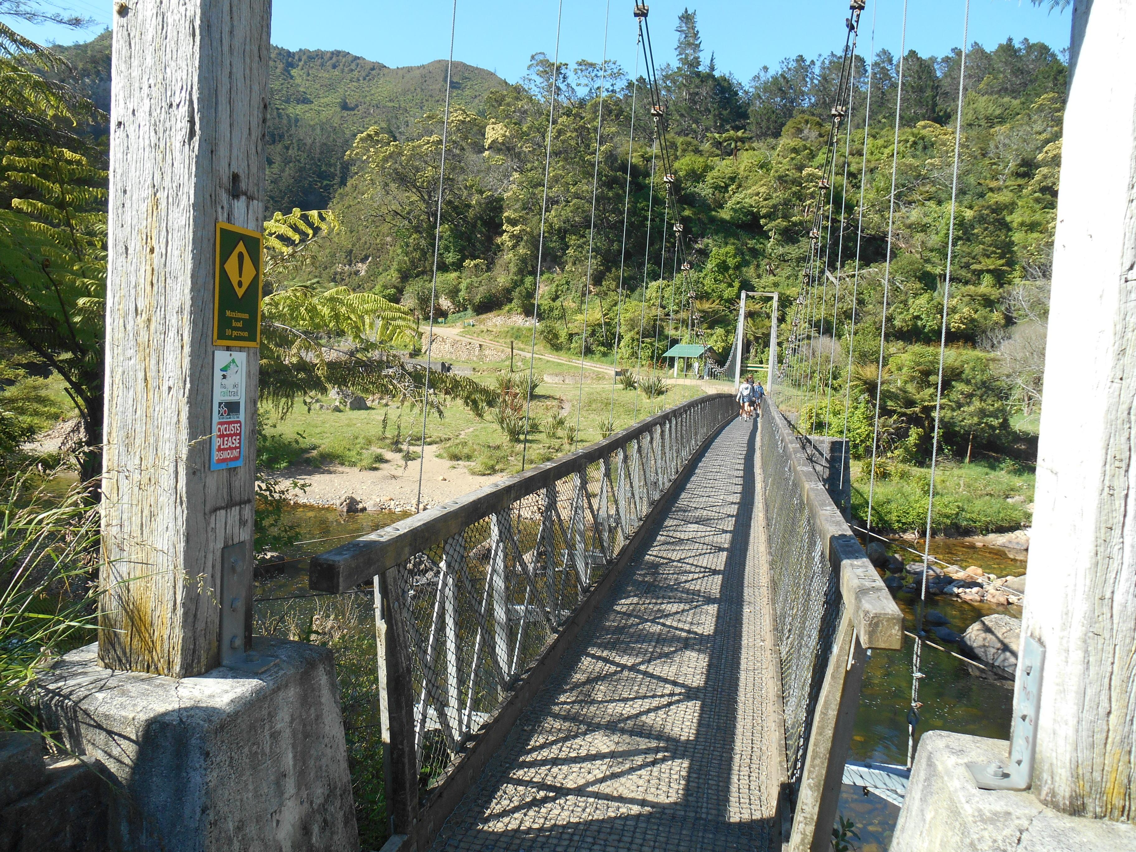 Near Waitomo