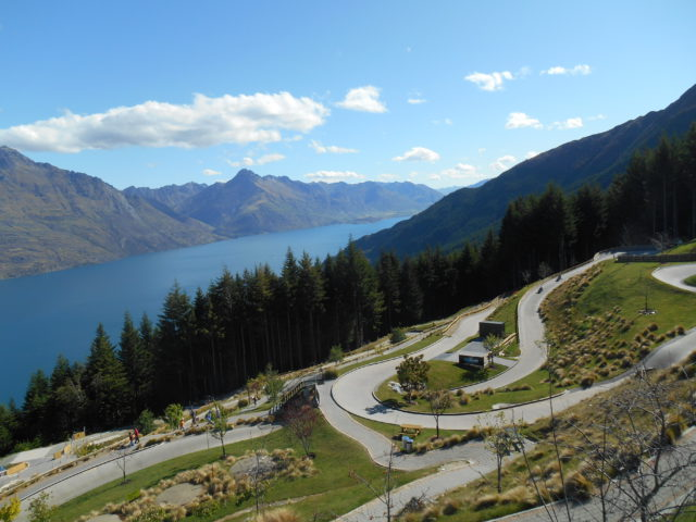 The Queen of Towns – Queenstown, South Island, New Zealand