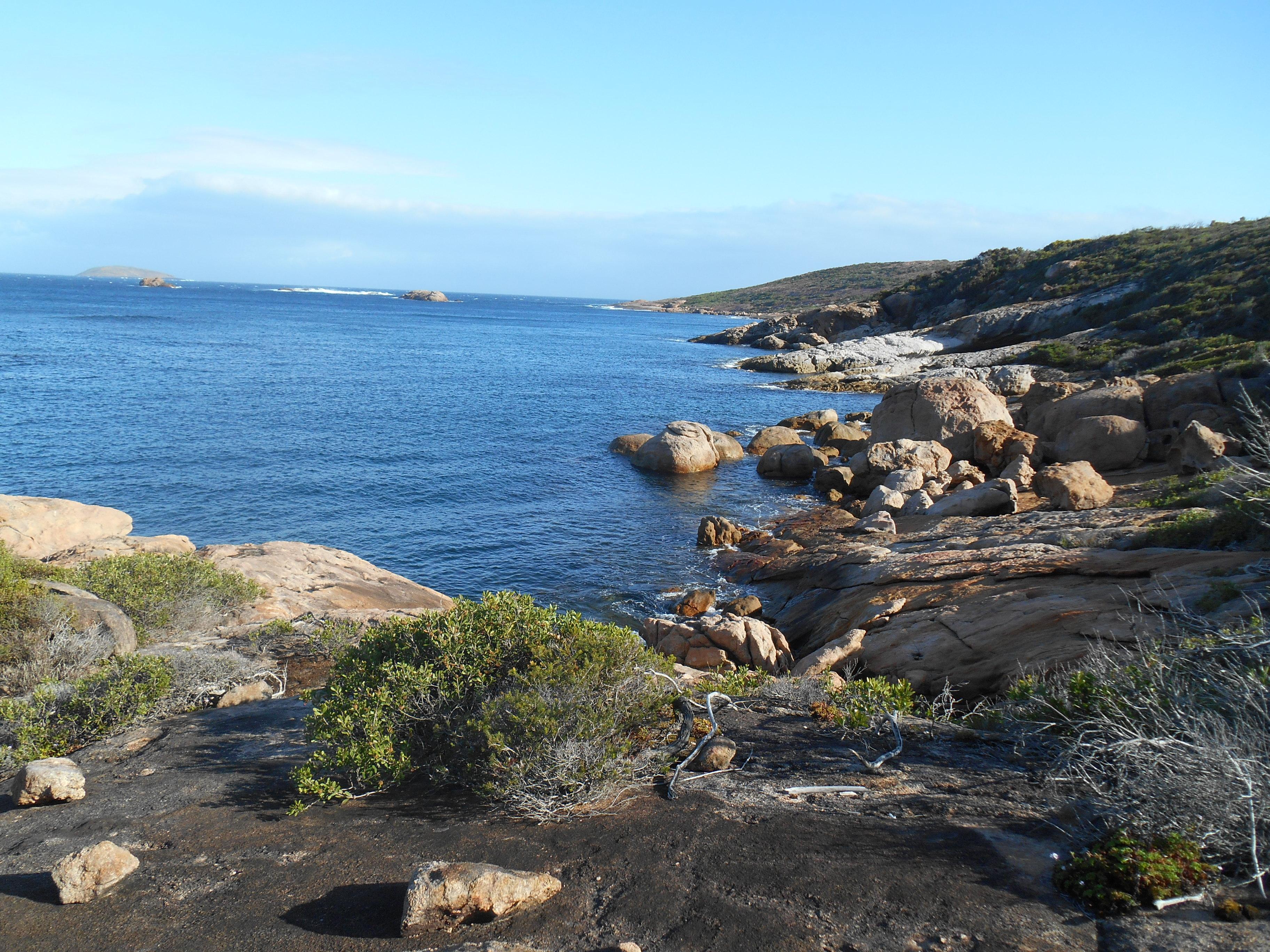 The gorgeous Western Australia Coastline