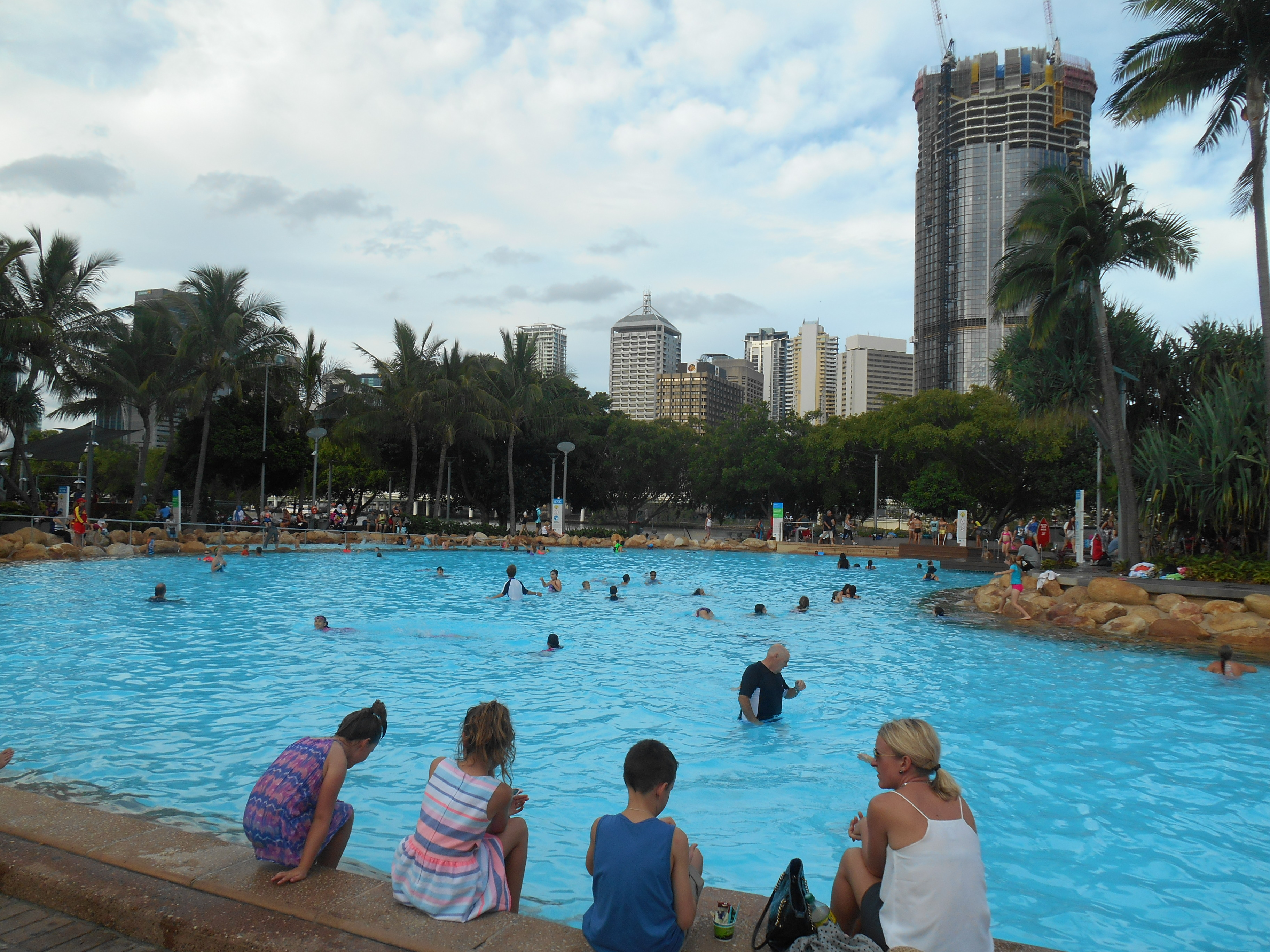 Brisbane City Beach