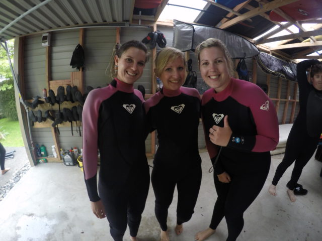 Rum and Raisin Warriors – Paddle Boarding for Beginners