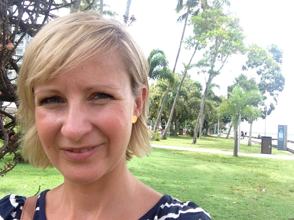 Me in Cairns