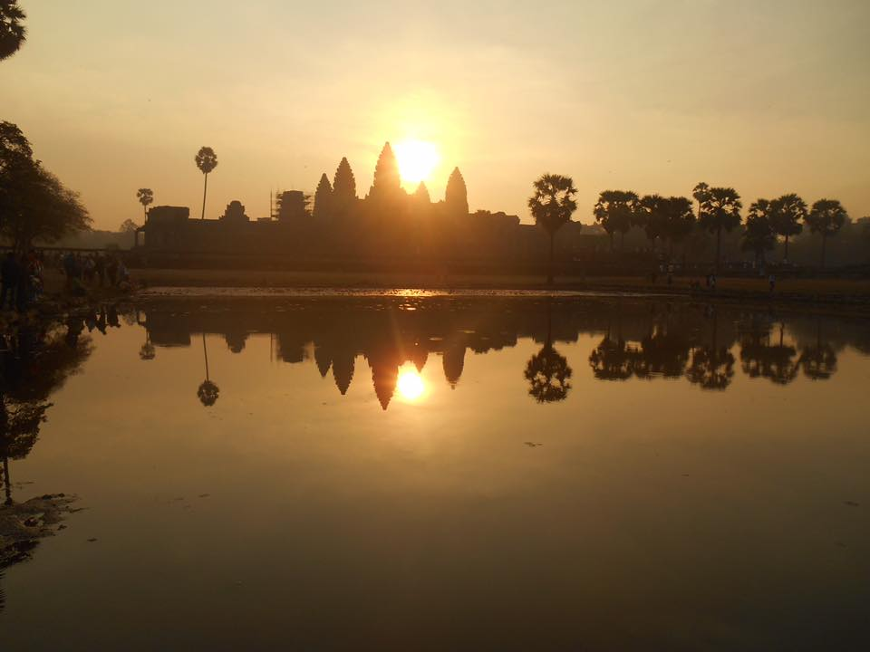 Magnificent Temples in Siam Reap – The End of the Road
