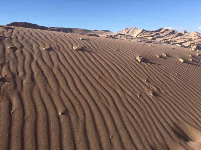 The Driest Place on the Earth – Valley of the Moon, Chile