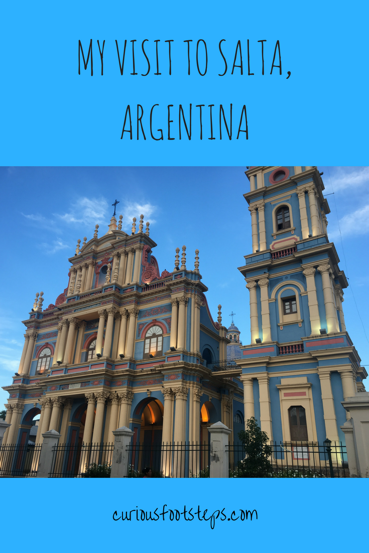 Mummies in Argentina - My Visit to the city of Salta