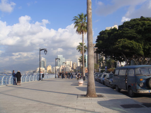 Images of Beirut – East Meets West