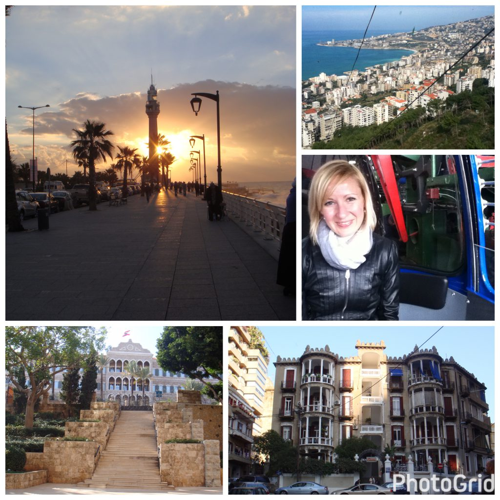Images of Beirut - East Meets West