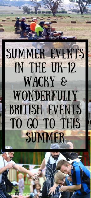 Summer Events in the UK