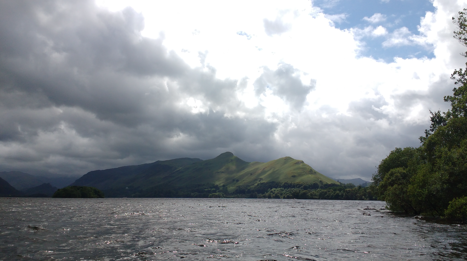 A Holiday in the Lake District