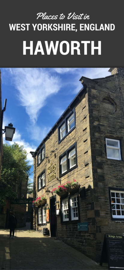 Places to visit in West Yorkshire