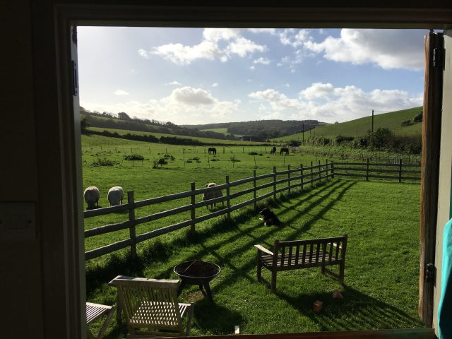 shepherds hut uk