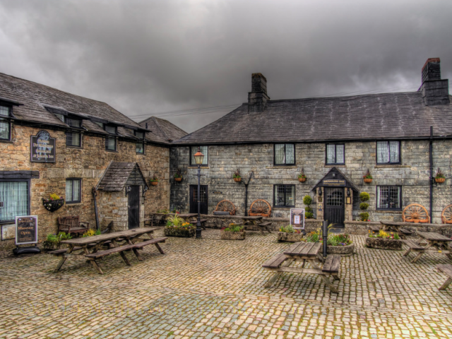 The Most Haunted Places in England to Visit for Halloween