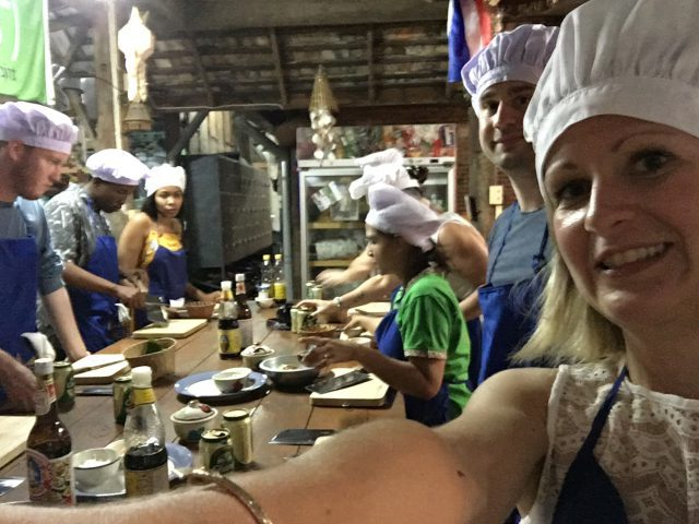 Thai Cooking Course in Chiang Mai