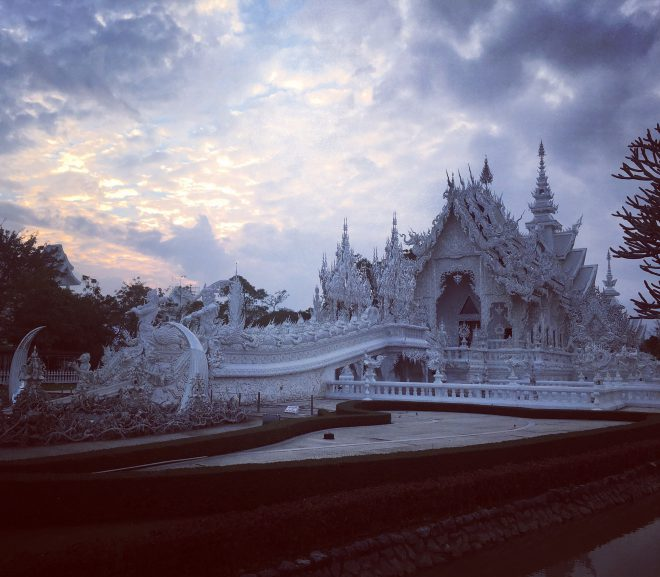 A Thai Cooking Course in Chiang Mai and White Temple, Chiang Rai