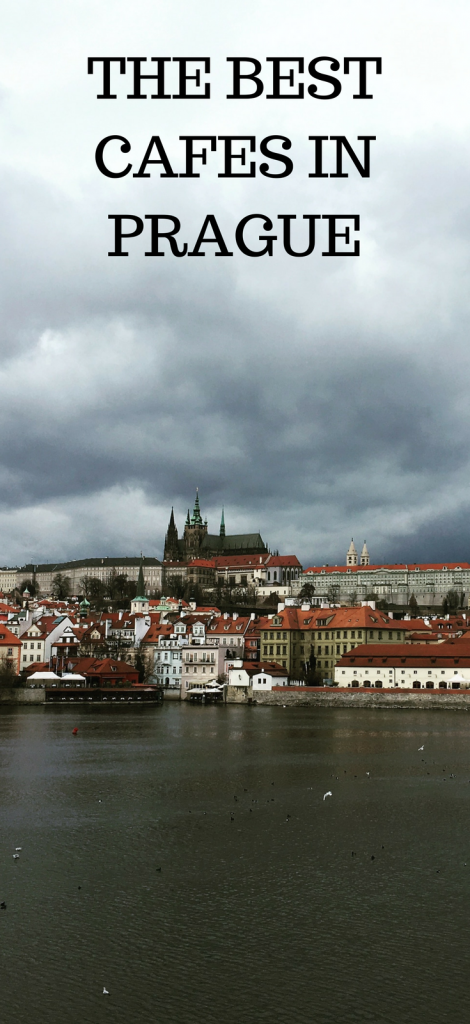 The best cafes in Prague