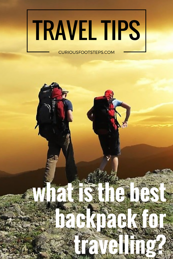 what is the best backpack for travelling