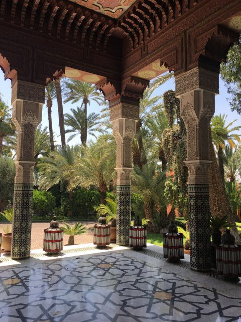 a short break in Marrakech